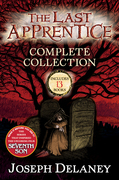 The Last Apprentice Complete Collection