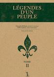 Légendes d'un peuple Tome II