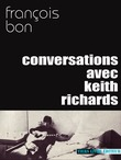 Conversations avec Keith Richards