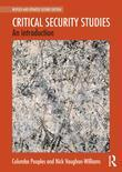 Critical Security Studies, 2nd ed: An Introduction