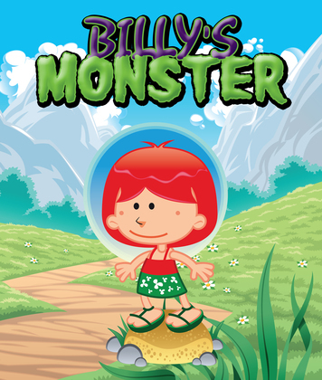 Billy's Monster: Children's Books and Bedtime Stories For Kids Ages 3-16