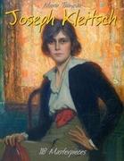 Joseph Kleitsch: 118 Masterpieces