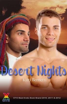 Desert Nights: Gay erotic fiction