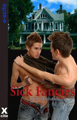 Sick Fancies: Gay erotic fiction