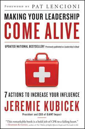 Making Your Leadership Come Alive
