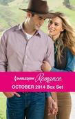 Harlequin Romance October 2014 Box Set: The Billionaire in Disguise\The Unexpected Honeymoon\A Princess by Christmas\His Reluctant Cinderella