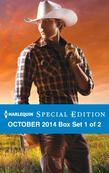 Harlequin Special Edition October 2014 - Box Set 1 of 2: Texas Born\Diamond in the Ruff\The Rancher Who Took Her In