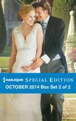 Harlequin Special Edition October 2014 - Box Set 2 of 2: The Last-Chance Maverick\The Earl's Pregnant Bride\One Night with the Best Man