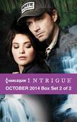 Harlequin Intrigue October 2014 - Box Set 2 of 2: Crybaby Falls\Scene of the Crime: Baton Rouge\Trapped