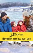 Love Inspired October 2014 - Box Set 1 of 2: His Montana Bride\North Country Dad\The Guy Next Door