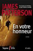 James Patterson - En votre honneur