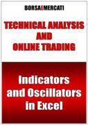 Indicators and Oscillators in Excel