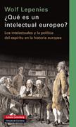 ¿Qué es un intelectual europeo?