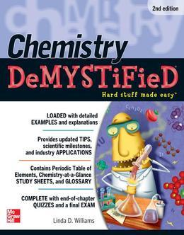 Chemistry DeMYSTiFieD, 2nd Edition