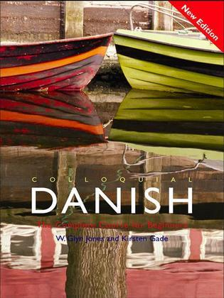 Colloquial Danish (eBook And MP3 Pack)