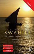 Colloquial Swahili (eBook And MP3 Pack): The Complete Course for Beginners