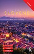 Colloquial Slovene (eBook And MP3 Pack): The Complete Course for Beginners