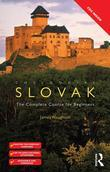 Colloquial Slovak (eBook And MP3 Pack): The Complete Course for Beginners