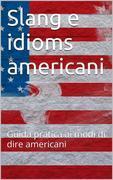 Slang e idioms americani