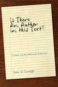 Is There an Author in This Text?: Discovering the Otherness of the Text