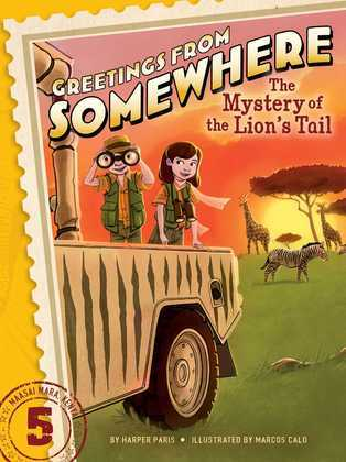 The Mystery of the Lion's Tail