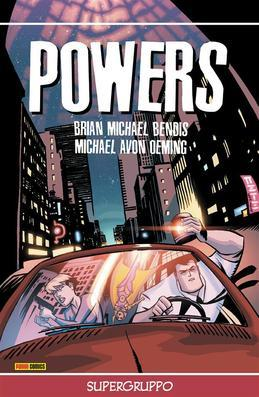 Powers volume 4: Supergruppo (Collection)