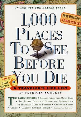 1,000 Places to See Before You Die: