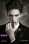 Risen (Book #6 of the Vampire Legends)