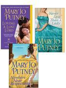 Mary Jo Putney - Mary Jo Putney Bundle: Nowhere Near Respectable, Never Less Than A Lady, Loving a Lost Lord,