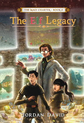 The Elf Legacy - Book Five of The Magi Charter