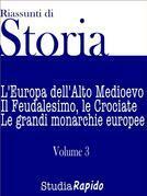 Riassunti di Storia - Volume 3