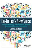 Customer's New Voice: Extreme Relevancy and Experience Through Volunteered Customer Information