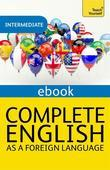 Complete English as a Foreign Language Revised: Teach Yourself