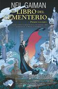 El libro del cementerio (Novela gráfica)