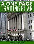 A One Page Trading Plan