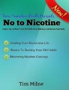 No to Nicotine