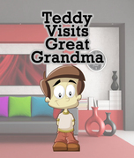 Teddy Visits Great Grandma: Children's Books and Bedtime Stories For Kids Ages 3-8 for Fun Loving Kids