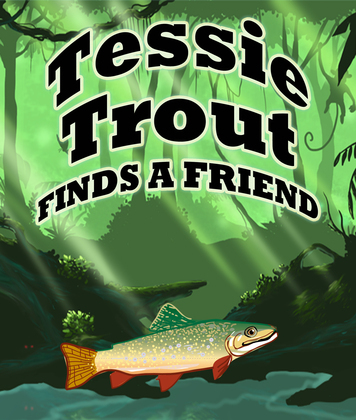 Tessie Trout Finds A Friend: Children's Books and Bedtime Stories For Kids Ages 3-9