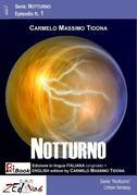 Notturno (Episodio num. 1, italiano, english)