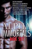 Alpha Immortals Box Set