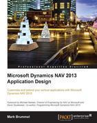 Microsoft Dynamics Nav 2013 Application Design