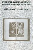 The Prague School: Selected Writings, 1929-1946