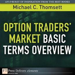 Option Traders' Market Basic Terms Overview