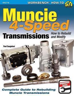 Muncie 4-Speed Transmissions: How to Rebuild & Modify