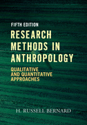 Research Methods in Anthropology: Qualitative and Quantitative Approaches