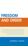Freedom and Order: How Democratic Governments Restrict Civil Liberties after Terrorist Attacks_and Why Sometimes They Don't