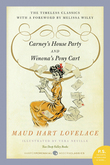 Carney's House Party/Winona's Pony Cart: Two Deep Valley Books