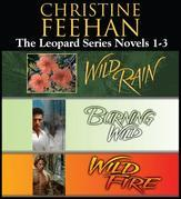 Christine Feehan The Leopard Series Novels 1-3