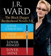 J.R. Ward The Black Dagger Brotherhood Novels 5-8