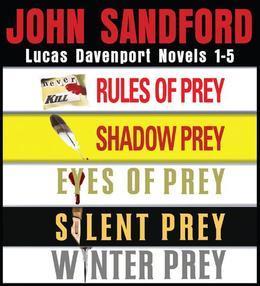 John Sandford Lucas Davenport Novels 1-5
